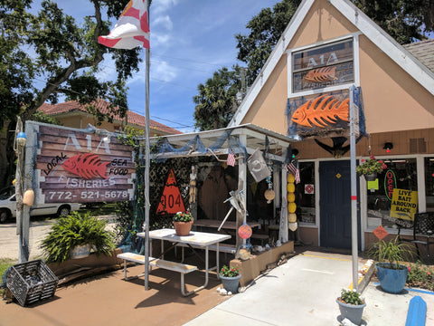 A1A Fisheries Storefront