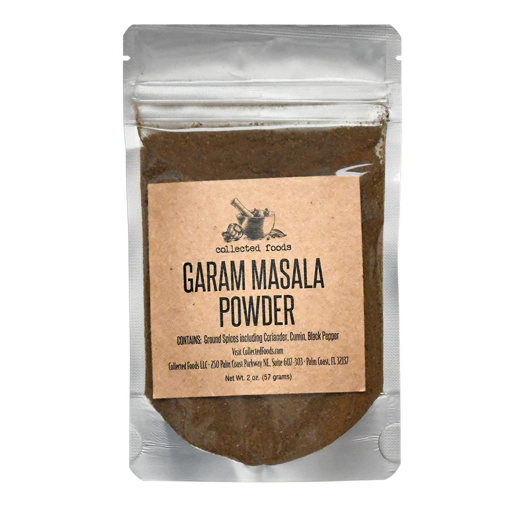 Case of Garam Masala Powder
