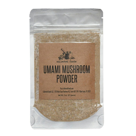 Case of Umami Mushroom Powder