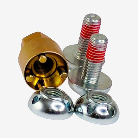 Anti-Theft Security Nuts HTX230 Lightforce