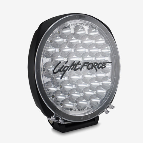 8 Inch Round LED Driving Light Genesis Lightforce
