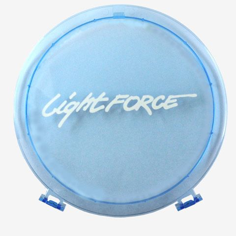 Crystal Blue Light Filter Spot Pattern Genesis Series Lightforce