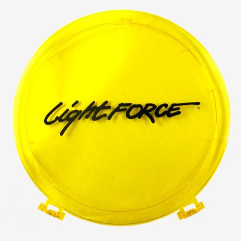 Yellow Light Filter Spot Pattern Genesis Series Lightforce