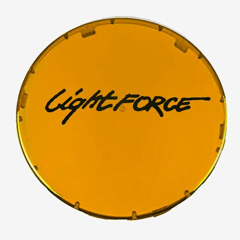 Amber 240MM Light Filter Combo Beam Blitz/XGT Lightforce
