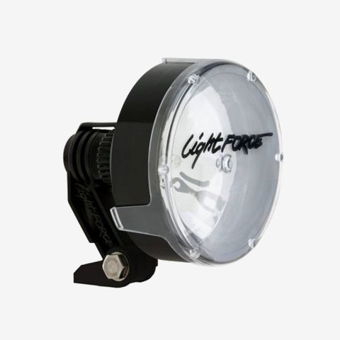 6 Inch Halogen Driving Light Ultra Compact 12V 75 Watt Low Mount Single Lance Series Lightforce