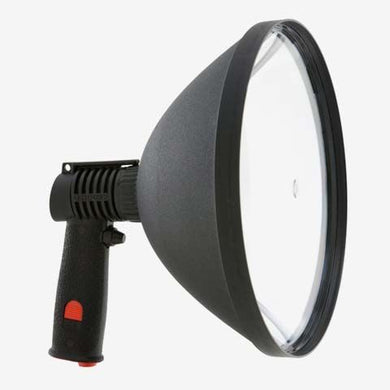 10 Inch Handheld Halogen Light 100 Watt W/Gator Clip Blitz Series Lightforce