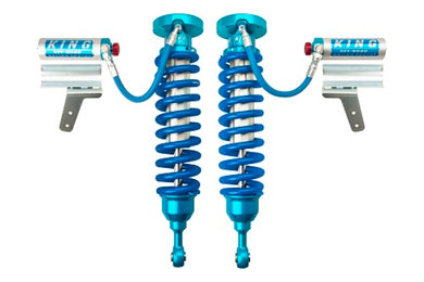 King Shocks 2008+ Toyota Land Cruiser 200 Front 2.5 Dia Remote Res Coilover w/Adjuster (Pair)