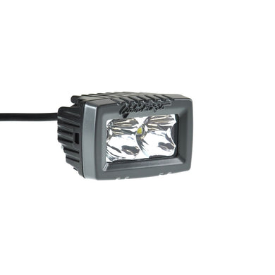 2 Inch Utility LED Light Single Row 5 Watt Chips Spot Beam ROK10 Lightforce