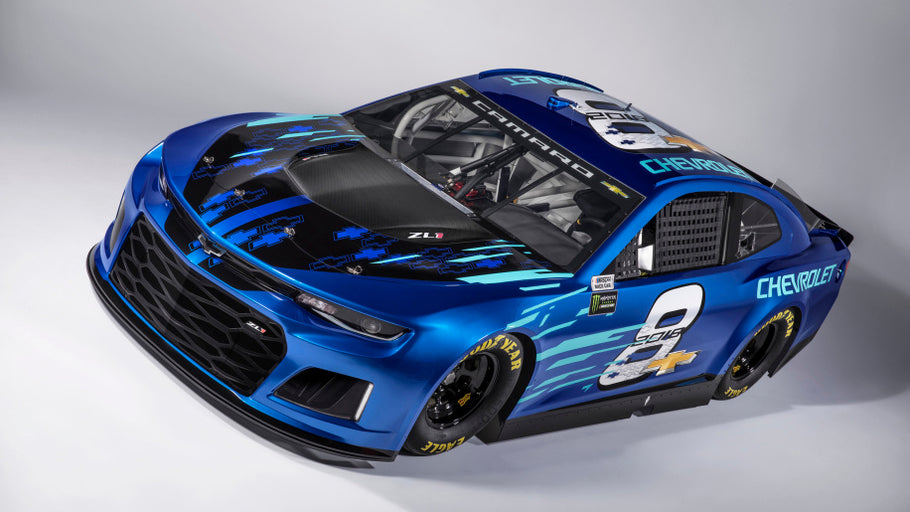 Chevy Camaro ZL1 replaces Chevy SS in NASCAR