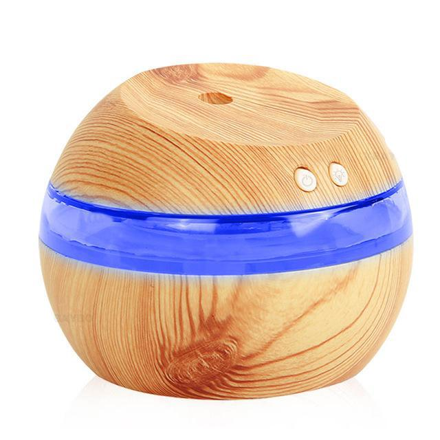 DOMESTICAURA VESSEL DIFFUSER (LIGHT WOOD)