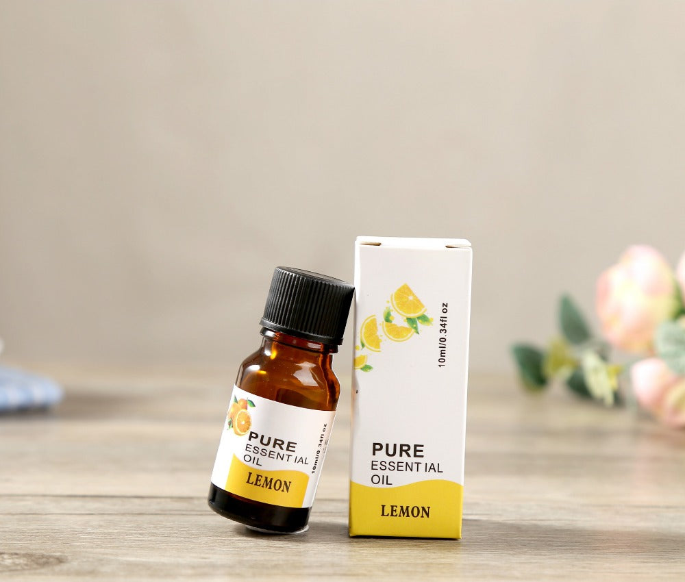 DOMESTIC AURA LEMON ESSENTIAL OIL
