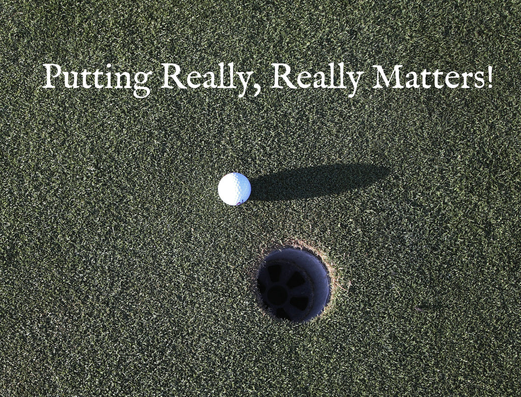 Putting Really, Really Matters!
