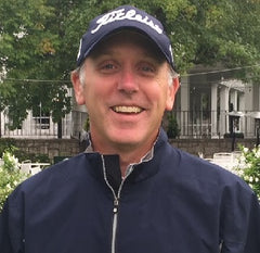 Andy Fisher.  Head Professinal, The Kansas City Country Club