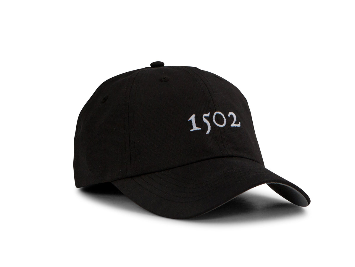 Performance Golf Hat - Black