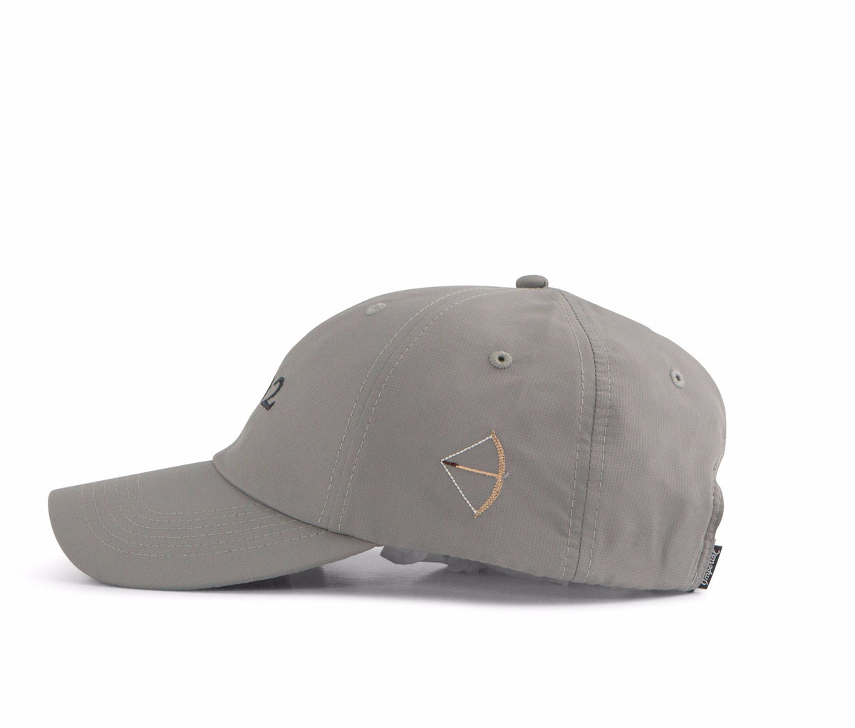 Performance Golf Hat - Frost Gray