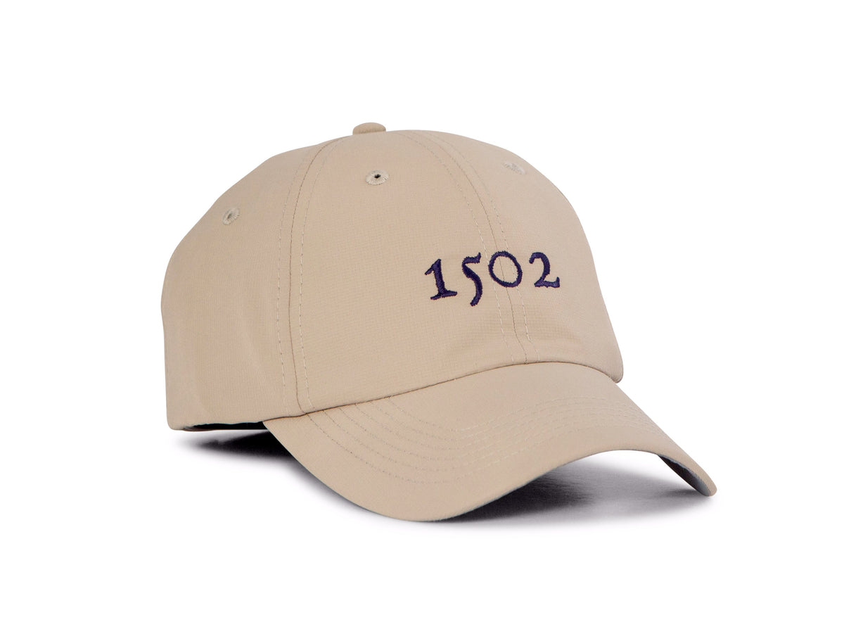 Performance Golf Hat - Khaki