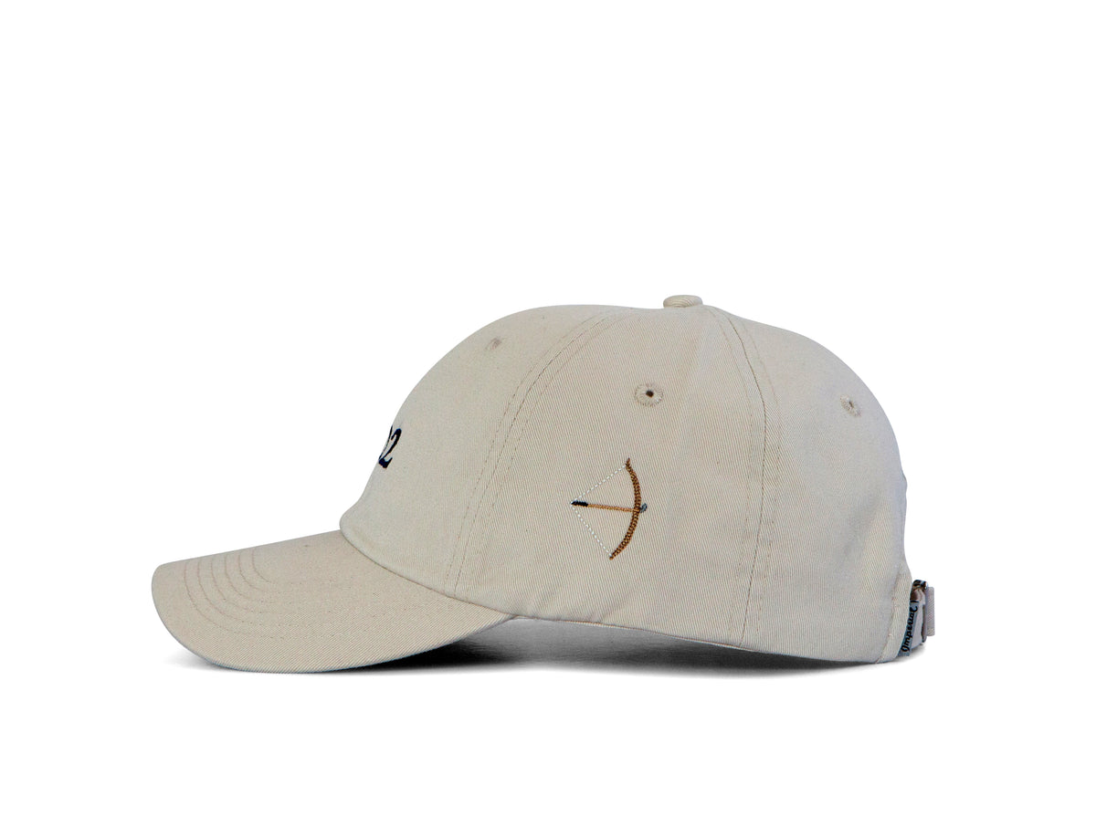 Classic Twill Golf Hat - Putty