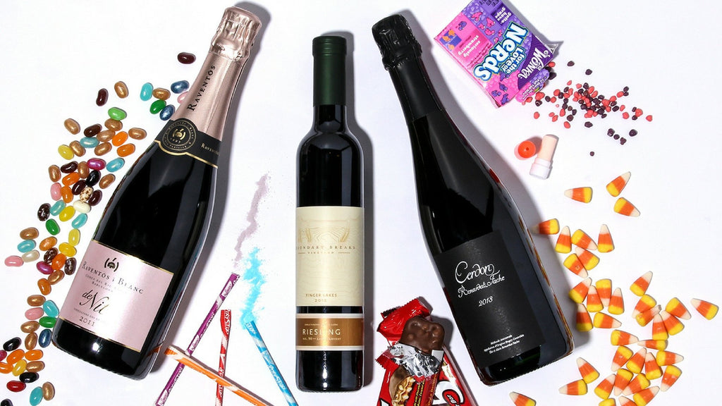 5 Spooktacular Wine & Candy Pairings to Try-Home Euphoria