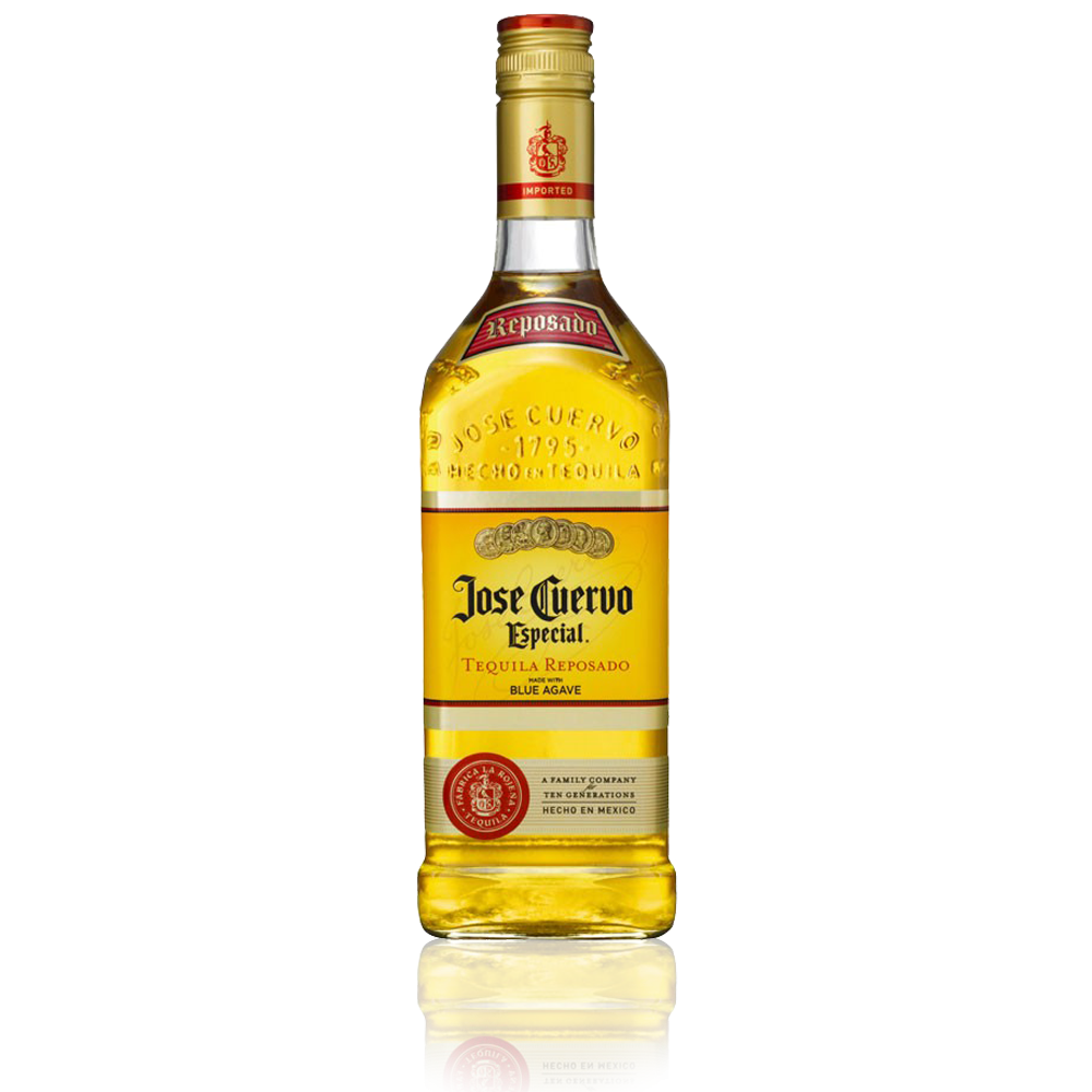 JOSE CUERVO REPOSADO GOLD