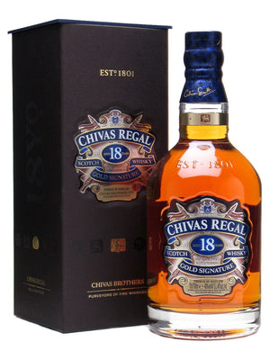 CHIVAS REGAL 18 YO