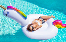 GIANT Inflatable Unicorn Floatie