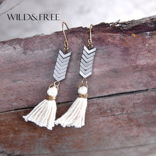Wild& Free Bohemian Handmade Earrings