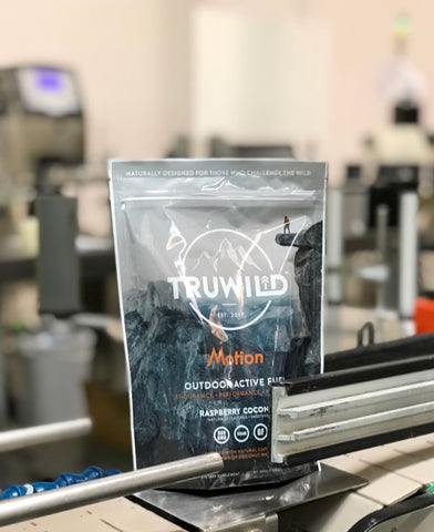 Truwild--Product MFG in SOCAL