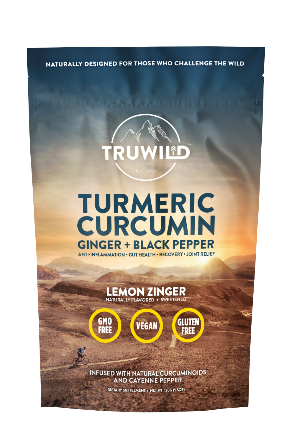 All-Natural Turmeric Curcumin
