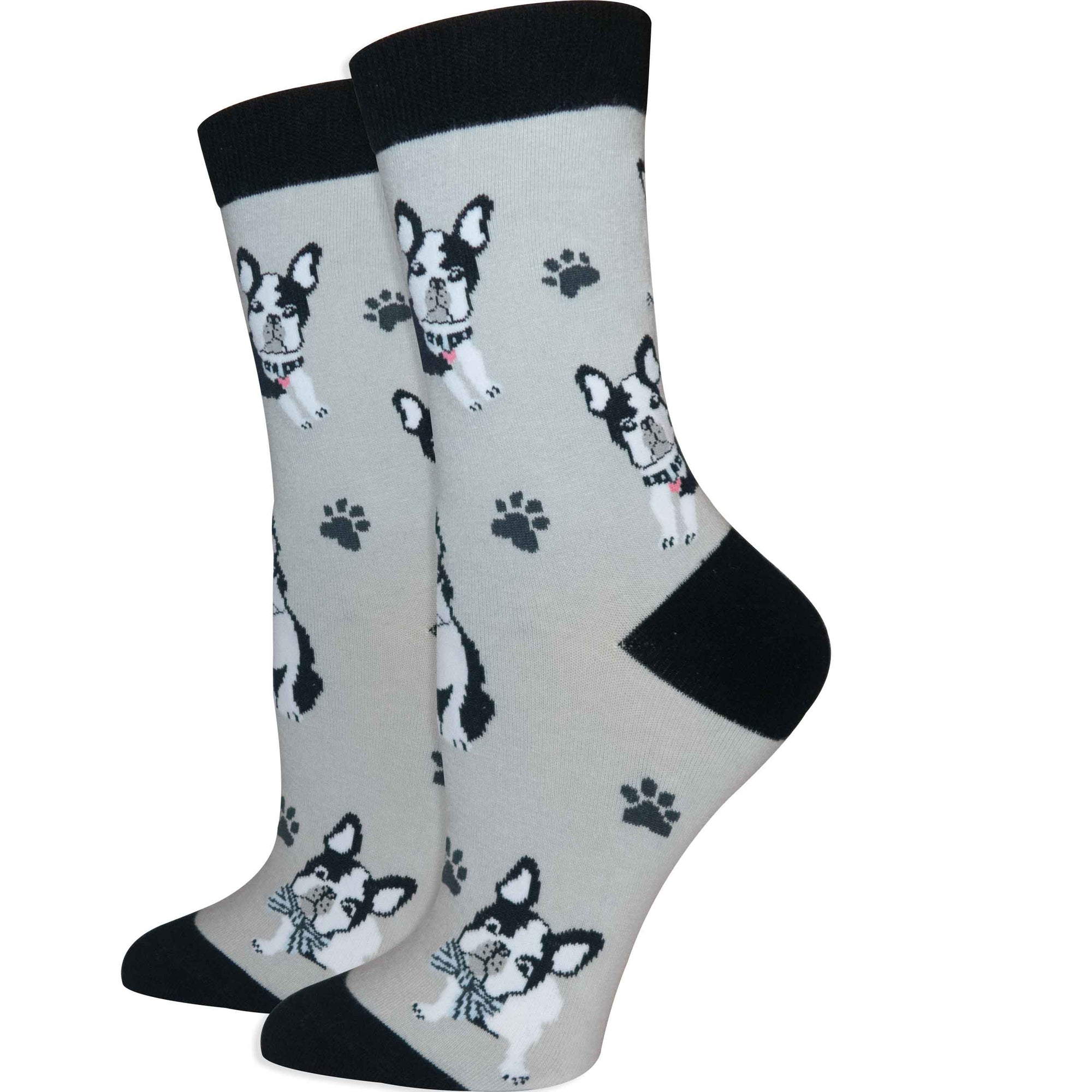Boston Terrier - Imagery Socks