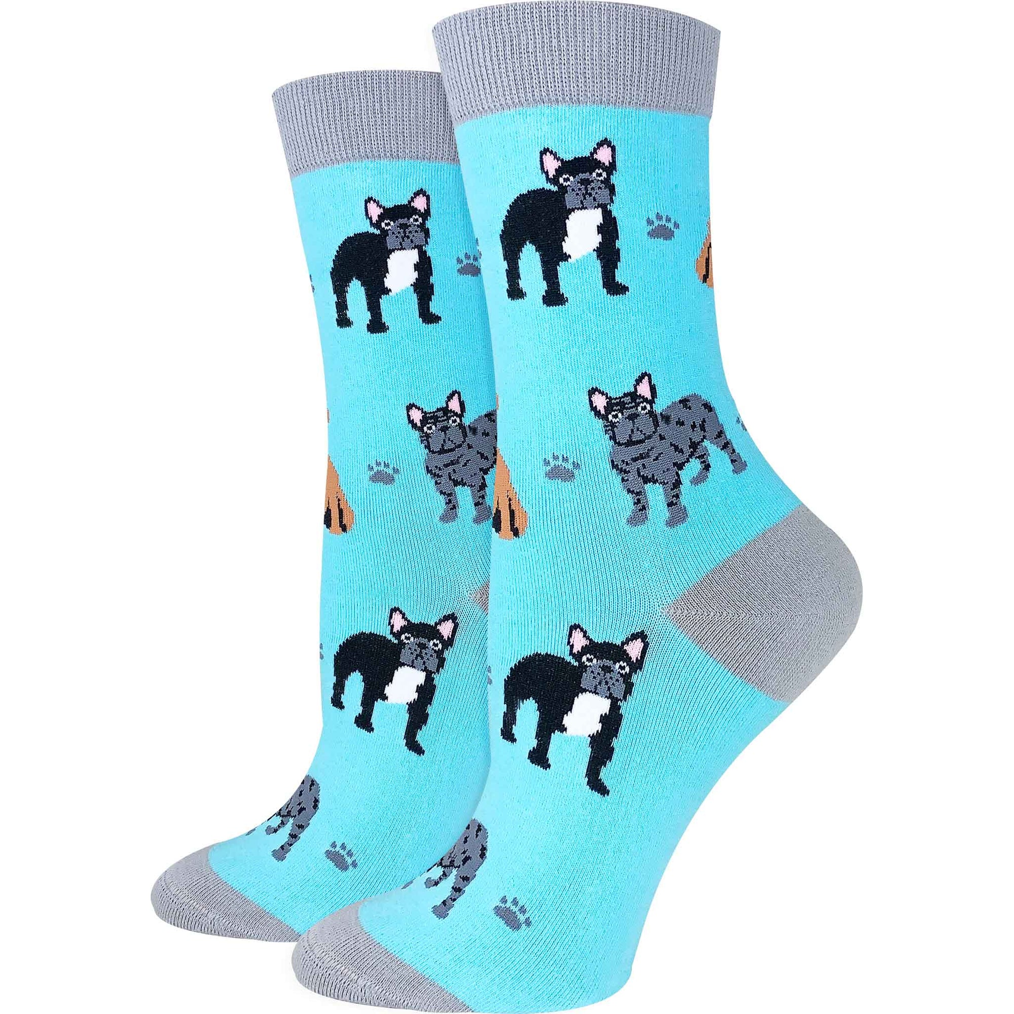 French Bulldog - Imagery Socks