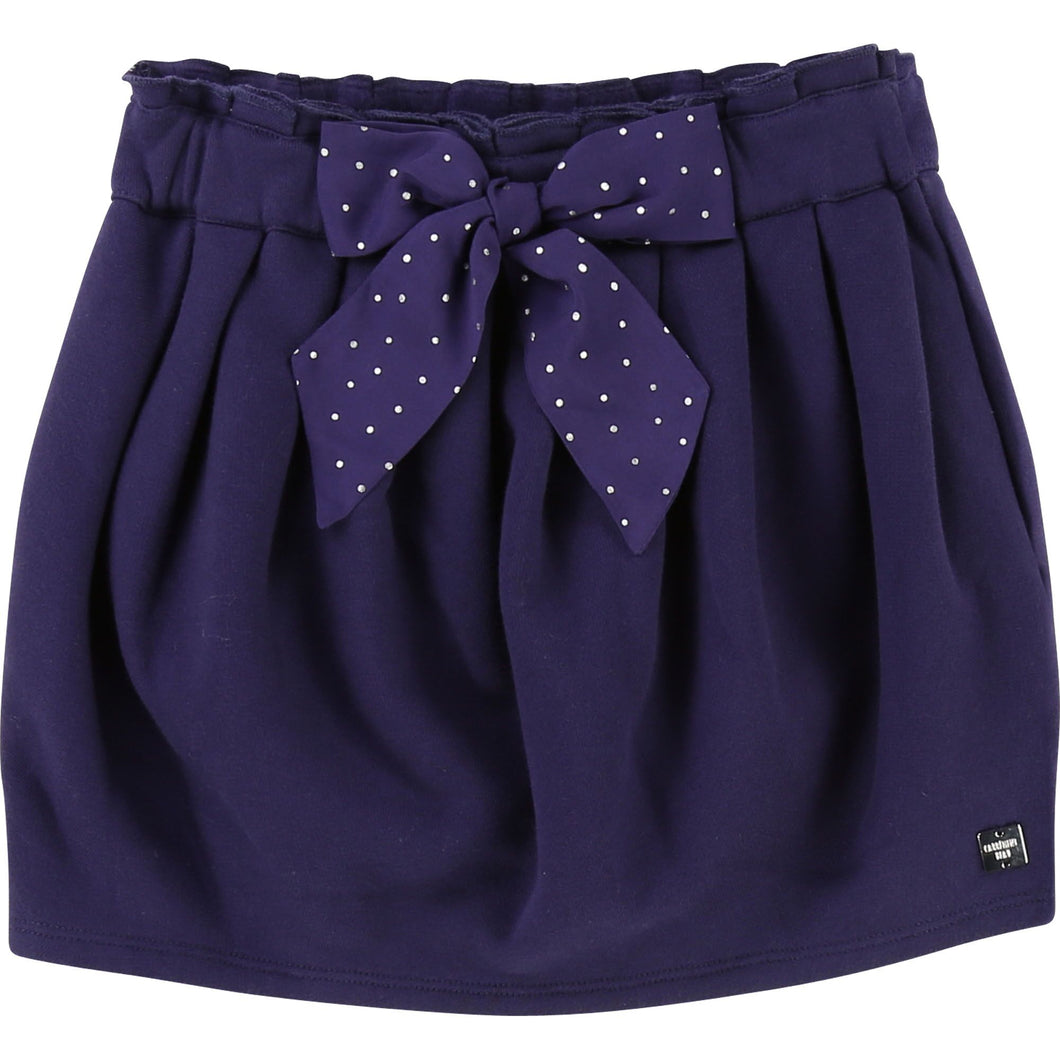Carrement Beau Royal Blue Skirt