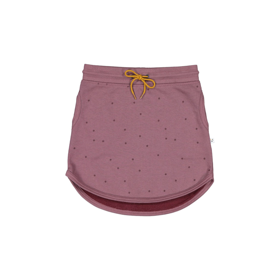 Mello Merino Skirt - Plum