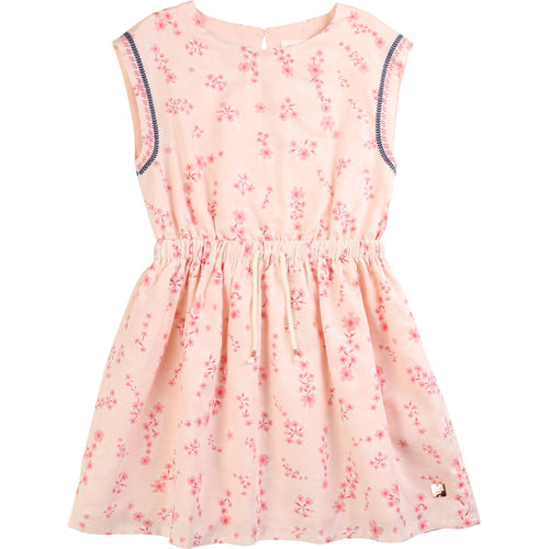 Carrement Beau Pink Floral Dress