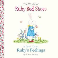 Ruby Red Shoes Feelings Book