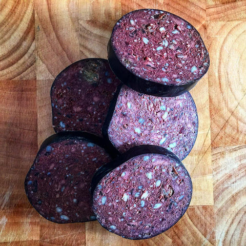 Fruit Pig Black Pudding