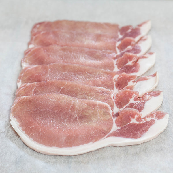 Cheshire Oak Back Bacon