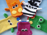 Orlando Sewing Camp Classes Hand Puppet Project