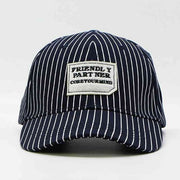 ClassiKids Striped Baseball Cap by ZENGCAI