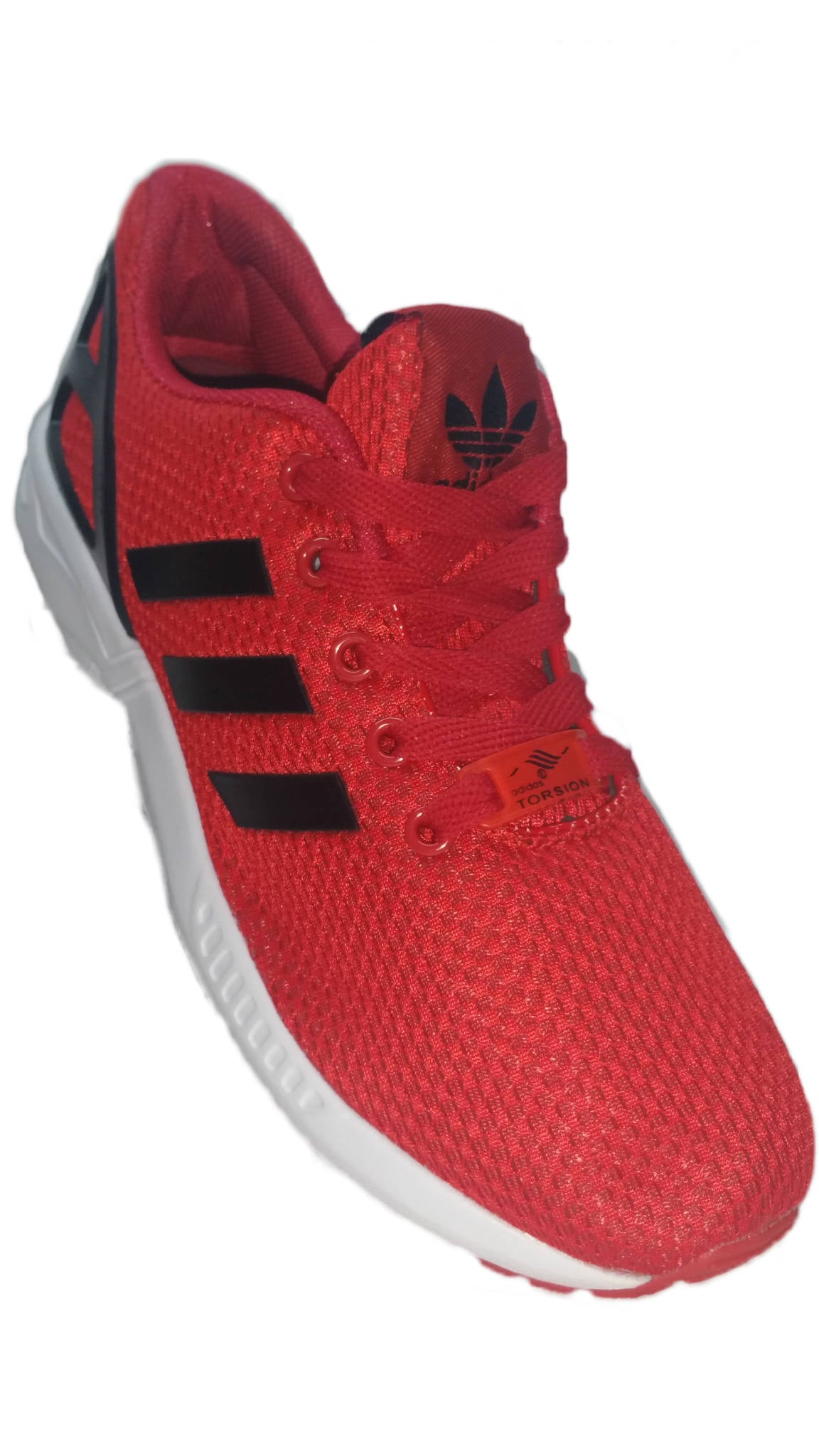 online store 6caa0 7b02a Adidas Torsion - Red