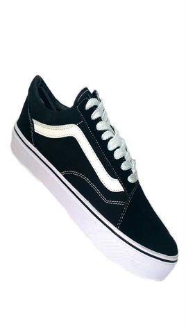Old School Low - Black