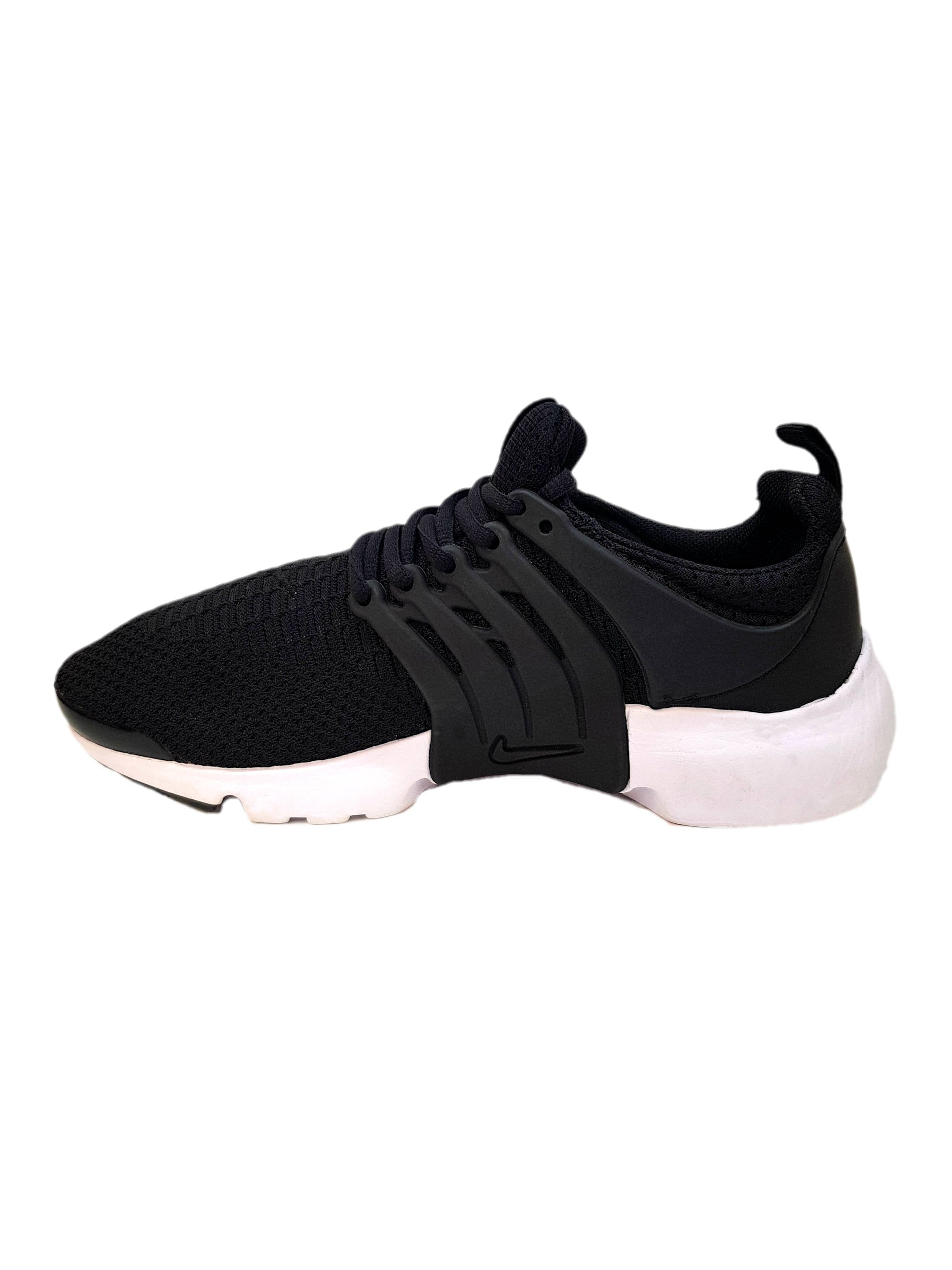 Presto Low Cut - Black/White