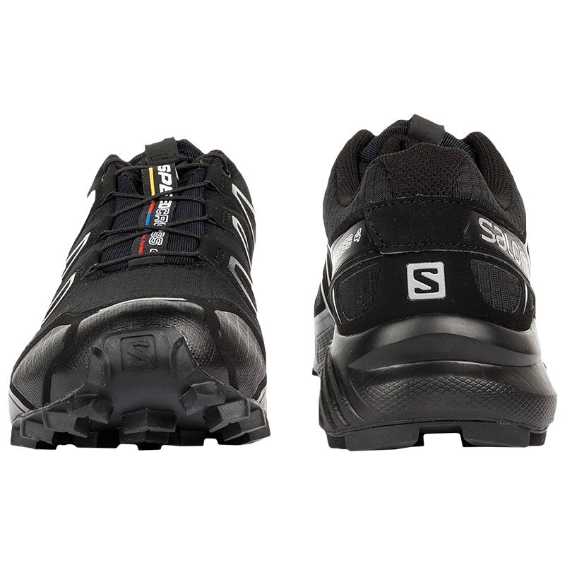 Salomon Men's Speedcross 4 Shoe - Black/Black