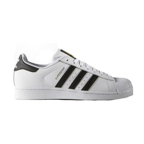 Adidas Superstar White/Black Stripes