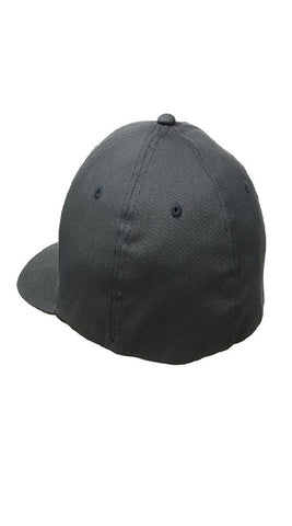 RVCA Flex Fit Cap - Grey