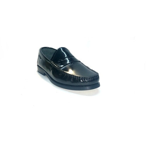 Hi Shine Mens Penny - Black