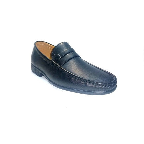 Nabil Mens Slip On - Black