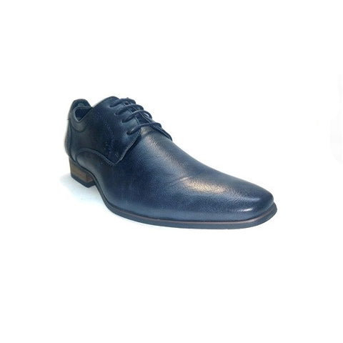 Formal Derby Lace Up - Navy