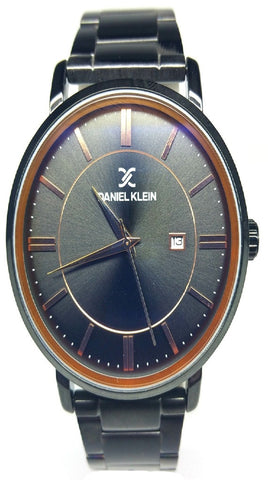 Analog Stainless Steel Case - Black