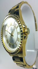 Analog Golden Watch