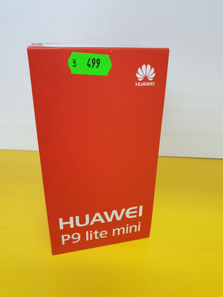 Huawei P9 lite mini 2017 - Cashbox Baia Mare
